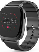 baratos Relógios Militares-Pulseira inteligente L42A para Android iOS Bluetooth Impermeável Monitor de Batimento Cardíaco Suspensão Longa Pedômetros Informação Temporizador Monitor de Atividade Monitor de Sono Encontre Meu