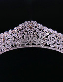 cheap Women's Headpieces-Rhinestone / Alloy Tiaras with 1 Wedding / Special Occasion / Outdoor Headpiece