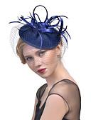 cheap Fashion Headpieces-Women's Hat Fabric Hair Clip