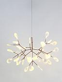 billige Selskapsklokke-Sputnik Lysekroner Omgivelseslys Malte Finishes Metall LED 110-120V / 220-240V Varm Hvit LED lyskilde inkludert / Integrert LED