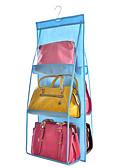 olcso Női ruhák-Tároló kosarak Általános használat Nem szőtt Szokásos Tartozék 1 Tárolózacskó Háztartási táskák