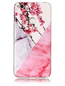 cheap One-piece swimsuits-Case For Huawei P9 Lite / Huawei / Huawei P8 Lite IMD Back Cover Marble Soft TPU for P10 Plus / P10 Lite / Huawei P9 Lite