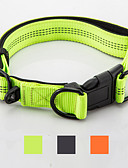 cheap Luxury Watches-Dog Collar Reflective Portable Foldable Safety Adjustable Solid Nylon Black Orange Green