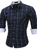 cheap Men's Shirts-Men's Cotton Shirt - Striped