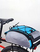 זול תחתוני גברים אקזוטיים-ROSWHEEL תיקים למטען האופניים חוץ, כיס אחורי תיק אופניים 600D פוליאסטר תיק אופניים תיק אופניים רכיבה על אופניים / אופנייים