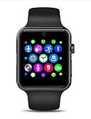 olcso Okosórák-Intelligens Watch YYW51 mert Android iOS Bluetooth Sportok Vízálló Szívritmus monitorizálás Érintőképernyő Elégetett kalória Dugók & Töltők Lépésszámláló Hívás emlékeztető Testmozgásfigyelő