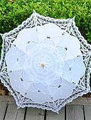preiswerte Hochzeitsschirme-Post-Handle Hochzeit Besondere Anlässe Strand Regenschirm Regenschirme ca.68cm