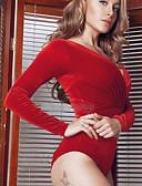 olcso Zokni és harisnya-Női Szabadság / Alkalmi bodysuit Egyszínű Háremnadrág V-alakú / Tavasz