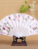 billige Vifter og parasoller-Fest / aften / Avslappet Materiale Bryllupsdekorasjoner Blomster Tema / Ferie / Klassisk Tema Vår Sommer Høst Alle årstider