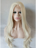 cheap Women's Bottoms-Synthetic Wig Body Wave Synthetic Hair Brown Wig Women's Medium Length / Long Lace Front Wig