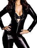 זול זנטאי (חליפות גוף)-בגדי ריקוד נשים חיה מין חליפות Zenta רובין הוד תחפושות קוספליי Catsuit אחיד / סרבל תינוקותבגד גוף