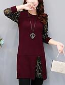 cheap Women's Sweaters-Women's Work Street chic Long Sleeve Pullover Print