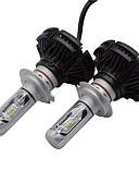 cheap Quartz Watches-2pcs H8 / 9006 / 9005 Car Light Bulbs 50W High Performance LED 6000lm Headlamps Headlamp