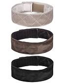 Χαμηλού Κόστους Βραδινά Φορέματα-Wig Accessories Άλλο Υλικό / Βελούδο Σκουφάκια περούκας Χειροποίητα χάντρες 1 pcs Καθημερινά Κλασσικό Μπεζ Ξανθό Μαύρο