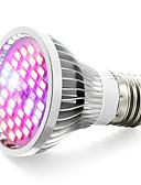 رخيصةأون ملابس ليلية نسائية-800-1200lm E27 تزايد ضوء اللمبة 40 الخرز LED SMD 5730 أبيض دافئ ضوء أسود UV أزرق أحمر 85-265V
