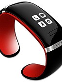 cheap Smartwatches-Smart Bracelet Smartwatch 2 for iOS / Android Long Standby / Hands-Free Calls / Timer / Touch Screen / Water Resistant / Water Proof / Pedometers / Finger sensor / Sports