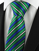 cheap Men's Ties & Bow Ties-Men's Stripes Necktie - Striped