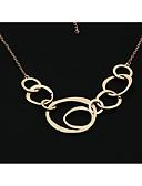 رخيصةأون فساتين للنساء-للمرأة القلائد بيان - مخصص ذهبي قلادة من أجل هدية, يوميا
