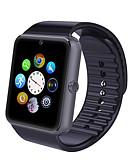 baratos Smartwatches-Relógio inteligente YYGT08 para Android iOS Bluetooth Esportivo Tela de toque Calorias Queimadas Suspensão Longa Chamadas com Mão Livre Aviso de Chamada Monitor de Atividade Monitor de Sono Lembrete