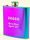 cheap Wedding Gifts-Non-personalized Material Stainless Steel Others Flask Hip Flasks Bride Groom Bridesmaid Groomsman Couple Parents Party Party / Evening