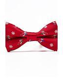 cheap Men's Ties & Bow Ties-Men's Pattern Bow Tie - Jacquard