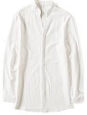 preiswerte Herrenhemden-Herrn Solide Baumwolle Hemd