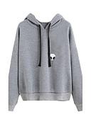 cheap Men's Hoodies & Sweatshirts-Men's Sports Weekend Long Sleeves Hoodie - Solid Colored Hooded