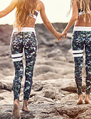 ieftine Pantaloni de Damă-Pentru femei - camuflaj, Imprimeu Sport Legging