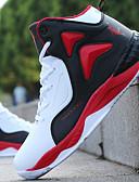 זול טישרטים לגופיות לגברים-בגדי ריקוד גברים אביב / סתיו נוחות נעלי אתלטיקה כדורסל שחור / אדום / כחול