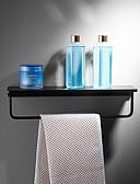 ieftine Accesorii toaletă-Raft Baie Calitate superioară Modern MetalPistol 1 piesă - Hotel baie Montaj Perete