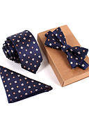 cheap Men's Ties & Bow Ties-Men's Polyester Cravat & Ascot Print