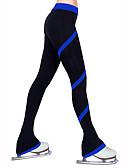 baratos Vestidos de Patinação no Gelo-Calças para Patinação no Gelo Mulheres / Para Meninas Patinação no Gelo Meia-calça / Calças Azul Claro / Rosa Claro / Verde Claro