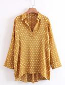 povoljno Bluza-Bluza Žene Izlasci Kragna košulje Print