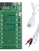 abordables Panties-placa de carga de activación de la batería pofessional con cable micro usb para apple iphone 6 plus 5s 5 4s 4