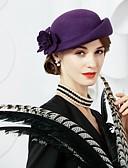 preiswerte Tanzkleidung für Balltänze-Wolle Hüte mit 1 Hochzeit / Party / Abend Kopfschmuck