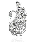 cheap Wedding Dresses-Women's Brooches - Basic Brooch Silver For Wedding / Party