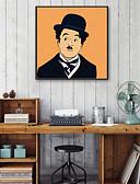 halpa Tanssiasusteet-Ihmiset Illustration Wall Art,PVC materiaali Frame For Kodinsisustus Frame Art Olohuone Sisällä