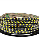 cheap Mechanical Watches-ZDM 5M 600 LED Super Bright Strip Superior Quality DC12V 2835 SMD 120LEDs / Meters 5mm Width Black Double Sided PCB Flexible Decorative Soft Belt