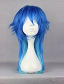 זול מכנסיים ושורטים לגברים-פאות לוליטה לוליטה מתוקה כחול נסיכות פאות לוליטה 60cm CM פאות קוספליי צבע הדרגתי פאה עבור