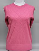 preiswerte Damen Pullover-Damen Langarm Pullover - Solide / Frühling