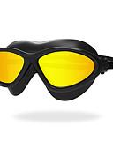 baratos Pólos Masculinas-Óculos de Natação Anti-Nevoeiro Anti-Roupa Proteção UV Resistente a Arranhões Anti-Estilhaços Correira Anti-Escorregar Prova-de-Água