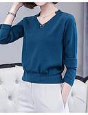 ieftine Bluză-Pentru femei Pătrat Bluză Draguț