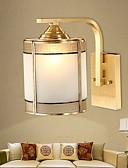 tanie Męskie spodnie i szorty-Lampy ścienne Salon / Sypialnia Metal Światło ścienne 220-240V 40 W / E26 / E27