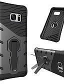cheap Cellphone Case-Case For Samsung Galaxy S7 360° Rotation / Shockproof / with Stand Back Cover Armor Hard PC