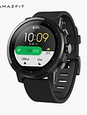 "cheap Smart Activity Trackers & Wristbands-Xiaomi Huami Amazfit 2 Smartwatch GPS Heart Rate Monitor 512MB/2GB Waterproof 1.34"" 2.5D Screen Sports Watch English Version"