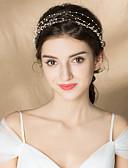 tanie Welony ślubne-Imitacja pereł Opaski na głowę z Sztuczna perła 1 szt. Ślub / Impreza / bal Winieta