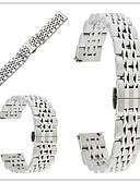 tanie Welony ślubne-Watch Band na Gear S3 Frontier / Gear S3 Classic Samsung Galaxy Zapięcie motylkowe Metal / Stal nierdzewna Opaska na nadgarstek