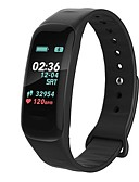cheap Women's Downs & Parkas-Smart Bracelet Smartwatch YY-F602 for Android 4.4 / iOS Blood Pressure Measurement / Calories Burned / Pedometers / Multi-functional / APP Control Pulse Tracker / Pedometer / Call Reminder / Activity