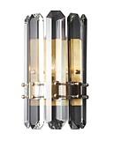 halpa Vatsatanssiasut-QIHengZhaoMing Kristalli / Silmäsuoja LED / Moderni / nykyaikainen Seinävalaisimet Olohuone / Työhuone / toimisto Metalli Wall Light