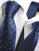 cheap Men's Accessories-Men's Party / Work Necktie - Polka Dot